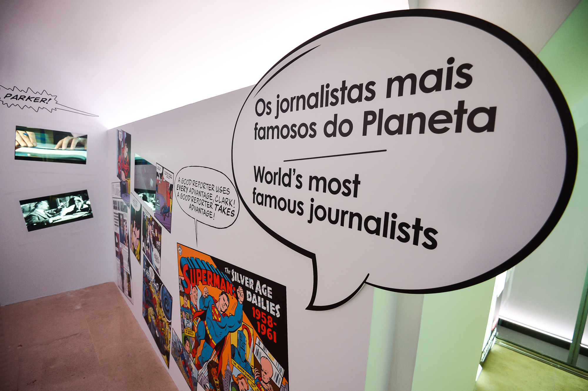 The Most Famous Journalists of the Planet? | NewsMuseum