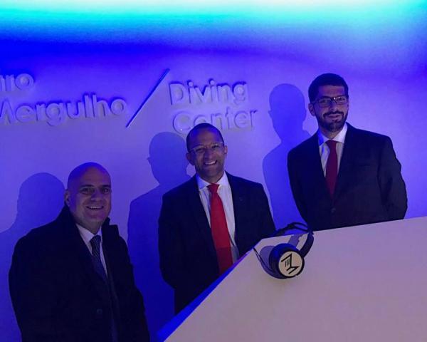 O Ministro da Cultura e Indústrias Criativas de Cabo-Verde visitou o NewsMuseum