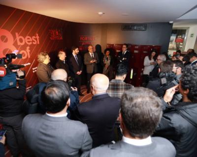 NewsMuseum inaugura exibição dedicada aos melhores momentos do Desporto